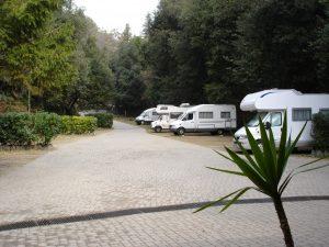 Convenzione camper
